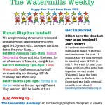 Watermills Weekly Spring 2017